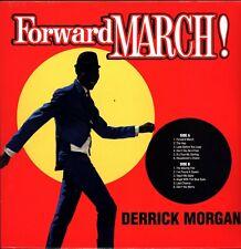DERRICK MORGAN - FORWARD MARCH! (Brand New Still Sealed LP) BOSS5-2045