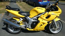 2002 Suzuki SV650S, great condition, long MoT