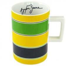 Ayrton Senna Sammlung Sempre Helm Becher