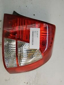 2001 RH Kia Spectra Genuine Right Taillight Lamp Driver Side RHS 2001 - 2003
