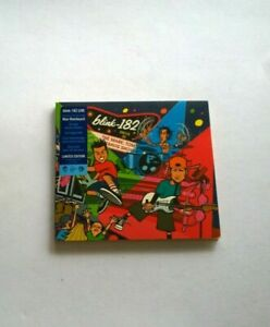 Blink 182 the mark tom travis show  Compact Disc CD free postage