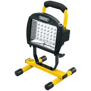 DRAPER 51351 EXPERT 30 SMD LED RECHARGEABLE WORKLAMP