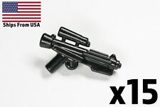 LEGO Star Wars Blasters Guns E-11 Lot of 15 Weapons First Order Storm Trooper