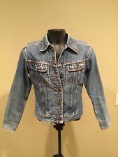 Esprit Denim Jean Jacket Vintage 80s 90s Size Medium