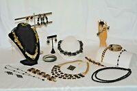 Vintage to Now Jewelry Lot 19 pieces; one Weiss; One Givenchy; Wear or Resell