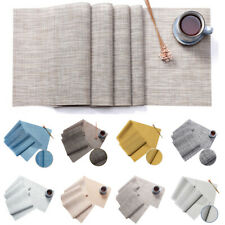 Tablecloth Heat Insulation Pads Table Runners Table Decoration Tableware Mat
