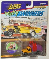 Johnny Lightning Wacky Winners Series 2 Garbage Truck MOC Tom Daniel 1:64 1996
