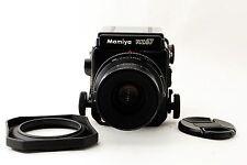 Mamiya RZ 67 Pro w/SEKOR Z 90mm F3.5, 120 Film Free Shipping 179947