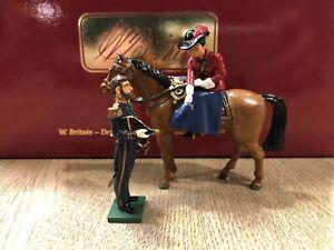 Britains: Boxed Set 43071- Victoria Cross Set - Crimean War, 1854. 54mm