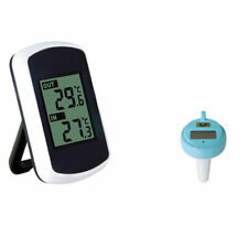 KE_ ALS_ Wireless Swimming Pool Digital Thermometer Bathtub Floating Thermomet