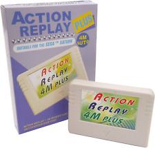 Replay 4M Plus-Ultimate Action mejora para consola Your Saturn