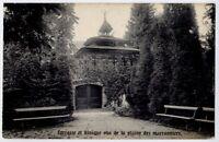 Namur, Belgie / Belgique / Belgium vintage Postcard CPA - Pensionnat Notre Dame