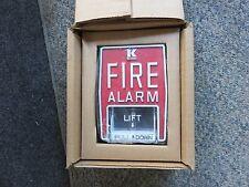 Kidde fire alarm pull station