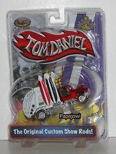 Tom Daniel Surfin Garbage Trash Truck Iron Legends Show Rods Toy Zone 1:43