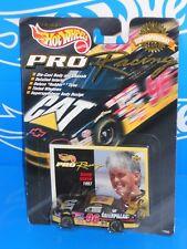 Hot Wheels Pro Racing 1997 Superspeedway #96 D Green Caterpillar CAT Monte Carlo
