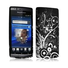 Housse étui coque gel pour Sony Ericsson Xperia Arc / Arc S motif HF18