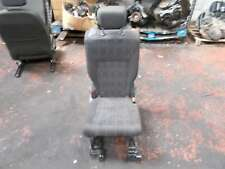 VAUXHALL ZAFIRA TOURER 2012-2016 SEAT - DRIVER/REAR SIDE - MIDDLE ROW