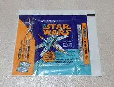 1977 Topps Star Wars Series 5 - Wax Pack Wrapper (Kenner Toys)
