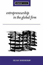 Entrepreneurship in the Global Firm: Enterprise and Renewal (SAGE-ExLibrary