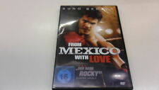 DVD  From Mexico with Love In der Hauptrolle Kuno Becker, Bruce McGill