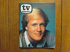 October 3, 1976 Detroit News TV Magazine(GREGG  HENRY/RICH MAN, POOR MAN-BOOK 2)