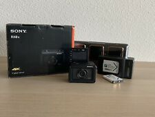Sony Cyber-Shot DSC-RX0 II Digital Camera - Black