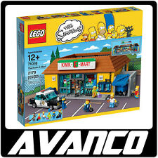 LEGO Simpsons The Kwik-E-Mart 71016 Homer Bart Apu BRAND NEW SEALED