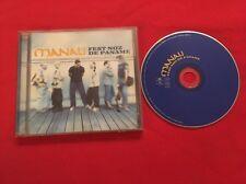 MANAU FEST NOZ DE PANAME 549 199-2 ÉTAT CORRECT CD