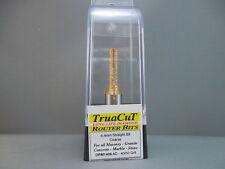 Router Bit- 6.4mm DIAMOND Straigh DRM1406.4C  (TruaCuT)