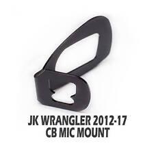 CB Mic Dash Bar Mount JK Wrangler 2012 to Current