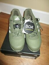 $225 NIB Adidas Leistung 16 II BOA Raw Khaki Weightlifting Shoes [BD7159] Sz 12