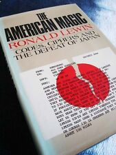 THE AMERICAN MAGIC: CODES, CIPHERS AND DEFEAT OF JAPAN WWII Intelligence