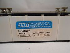 400642-100 NICAD BATTERY  2-6 VOLTS NEW OLD STOCK