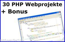 30 php professionnel sites web pages web scripts images script page web site e-licence