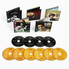 ELVIS PRESLEY - LEGACY EDITIONS  CD BUNDLE - 169 TRACKS ON 10 CD's -  REMASTERED