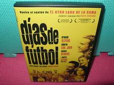 DIAS DE FUTBOL - CINE ESPAÑOL - serrano - alterio - san juan - dvd