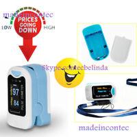 OLED Fingertip Pulse Oximeter,Blood Oxygen SPO2 Monitor CE Approved House Care