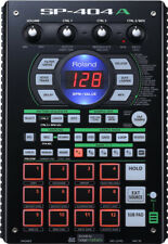 Roland SP-404A Linear Wave Sampler w/Built-in Mic & Battery Power SP-404SX New