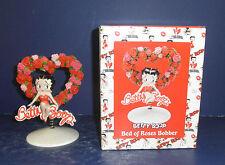Vandor Betty Boop Bed of Roses Bobber- #10054- New in Box