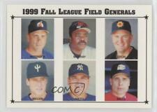 1999 Arizona Fall League Prospects John Mizerock Eddie Murray Chris Cron #28 HOF