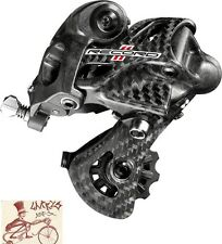 CAMPAGNOLO RECORD CARBON 11 SPEED DIRECT MOUNT REAR BICYCLE DERAILLEUR