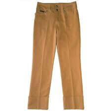 NEW WOMEN'S D&G SAND TROUSERS JEANS STRAIGHT LEG EXLUCIVE DESIGN W28 L27 RRP £85