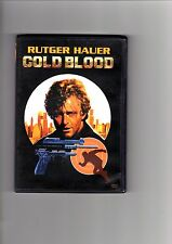 Rutger Hauer-Cold Blood (2013) DVD #11668