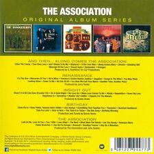 ASSOCIATION - ORIGINAL ALBUM SERIES - 5CD NEW SEALED BOXSET 2016