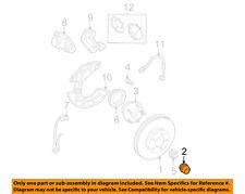 FORD OEM Brake-Rear-Dust Grease Cap F3DZ1N135A