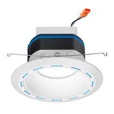 Juno 6 in. Tunable LED Recessed Trim AI Speaker Light with Alexa Built-In CA