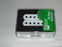 Seymour Duncan TB-10 Full Shred Trembucker WHITE  Pickup   New Warranty