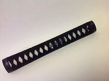 new tsuka Black cotton-ito for iaito katana shinken iaido japanese sword 11