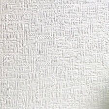 RD171 Anaglypta Paintable Textured Wallpaper Wallcovering Kingston