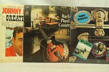 lot lp records Ray Edenton plays Uptown Country Music Dave Dudley Traveling man